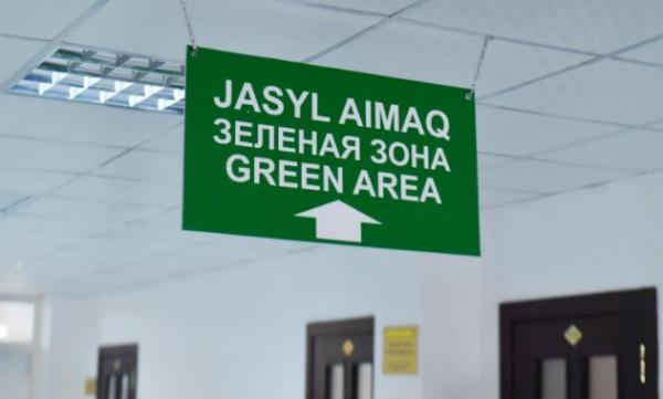 Қостанай облысы «сары» аймақтан «жасылға» өтті