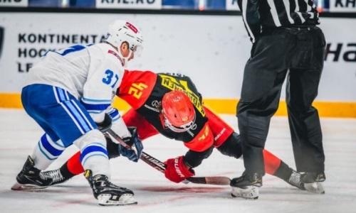 «Барыс» финляндиялық командаға есе жіберді