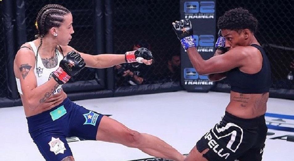 Агапова перевесила соперницу перед дебютом в UFC