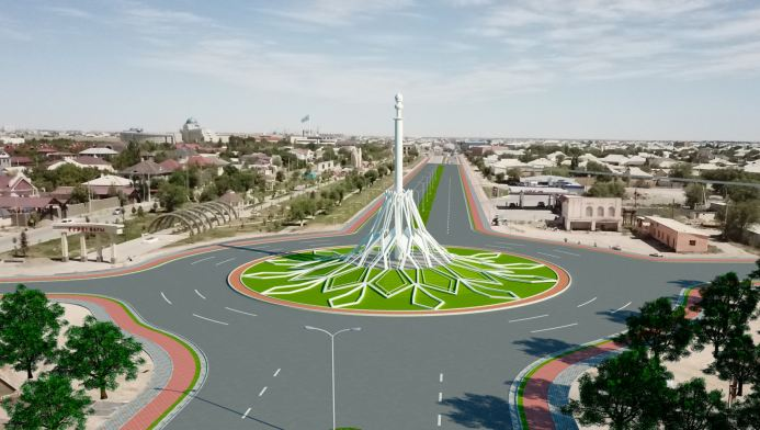 Когда в Туркестане планируют завершить строительство новой мечети