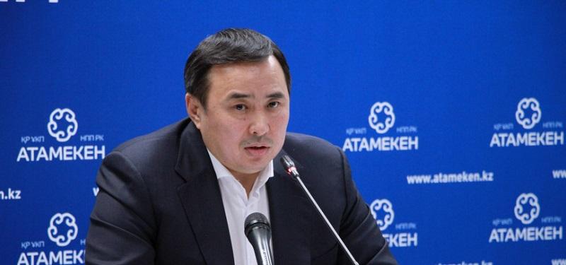 Проблемы бизнеса из-за коронавируса собирает НПП «Атамекен»