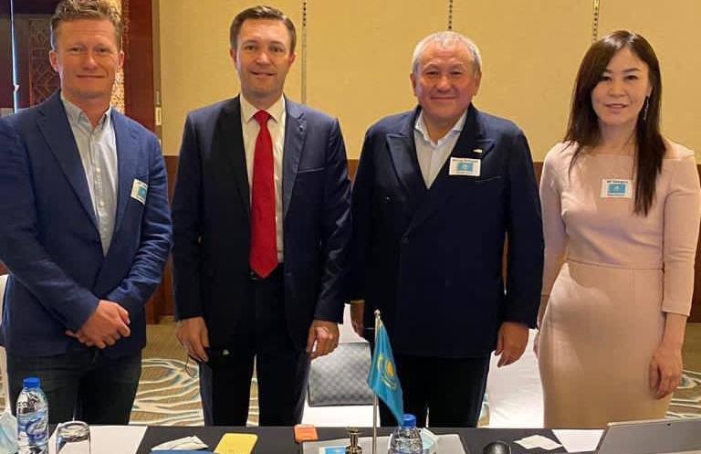 Нурлан Смагулов вошел в состав комитета Азиатской конфедерации велоспорта