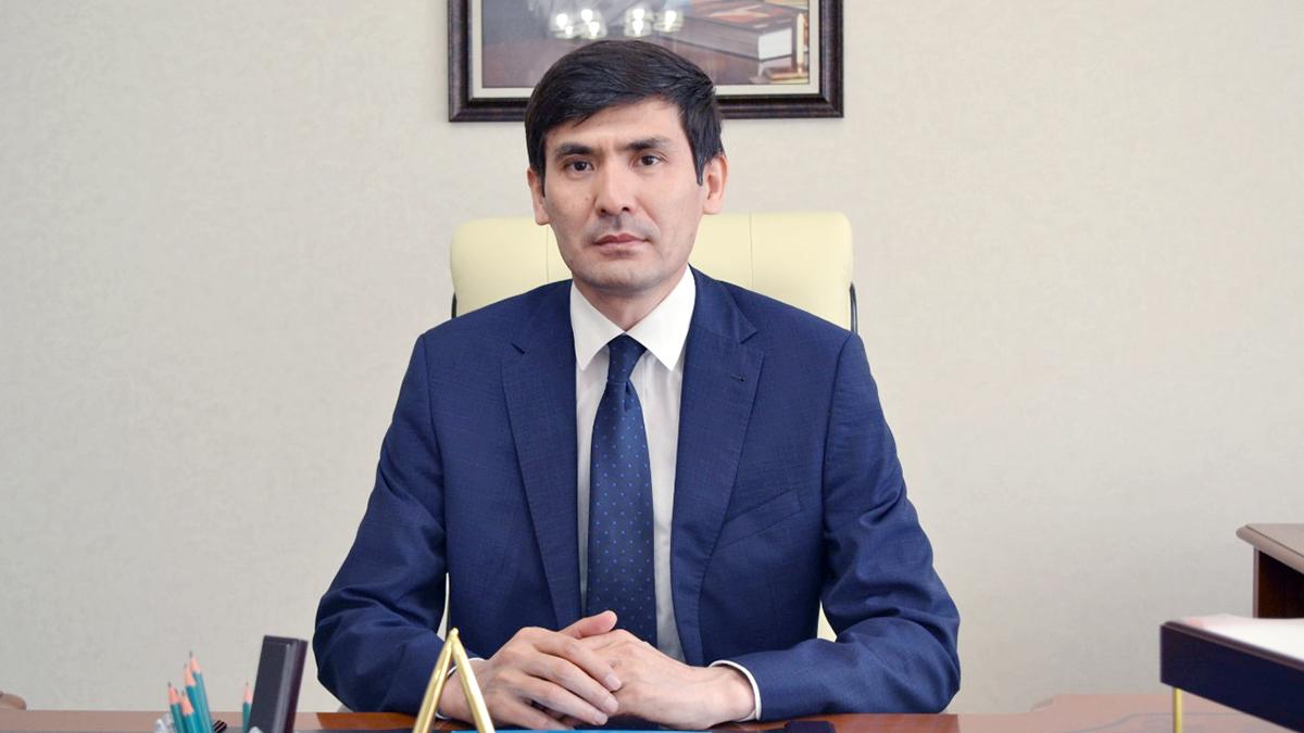 Ербол Оспанов назначен вице-министром труда и социальной защиты населения РК
