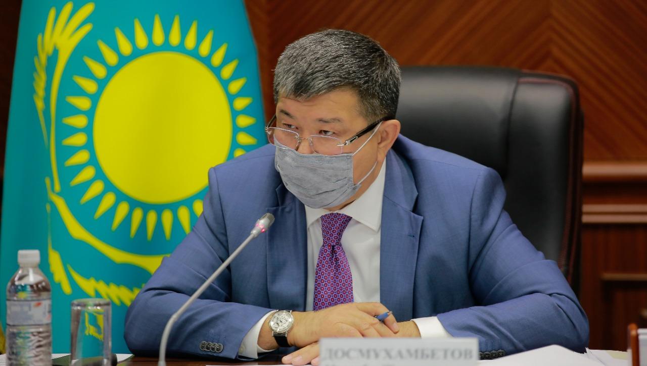 В Атырауской области каждый третий прошел ПЦР-тест