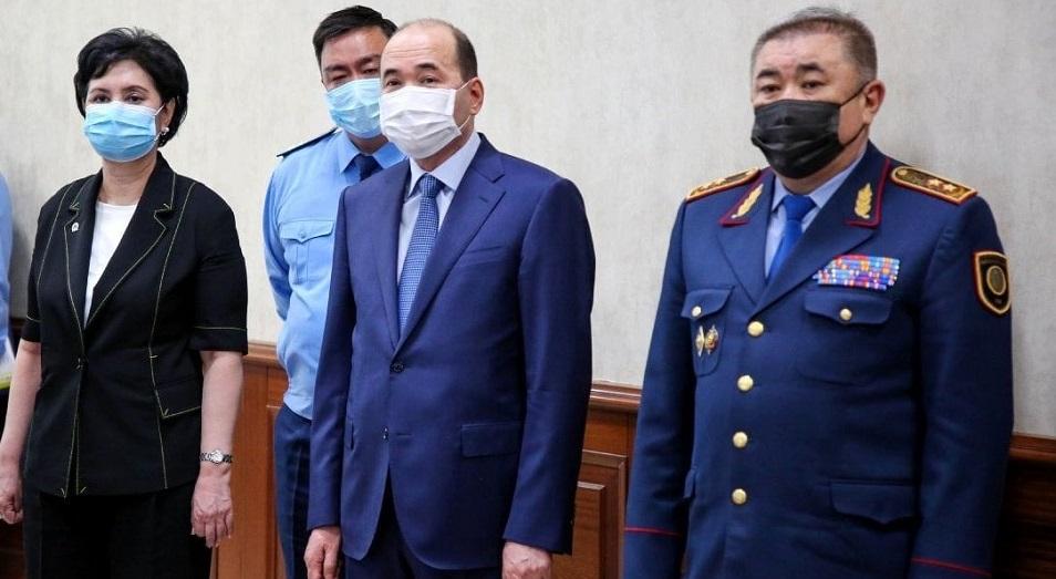 Рабочий визит генерального прокурора и главы МВД не обрадовал кызылординцев