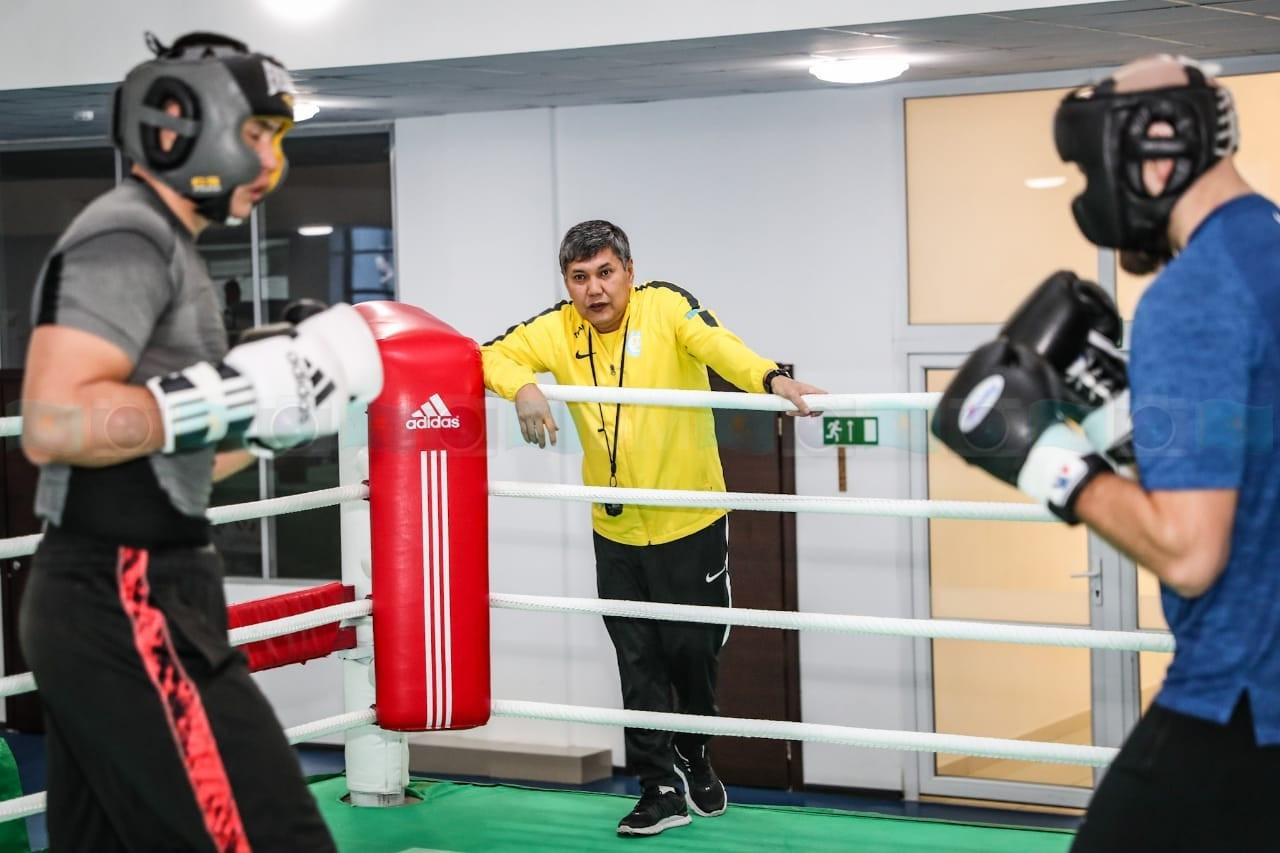 Ғалымбек Кенжебаев: Лицензиялық турнир басталғанша дайындықты күшейтеміз