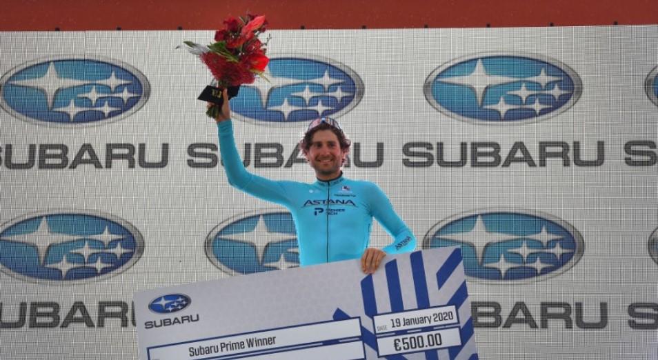 Гонщик Astana Pro Team выиграл промежуточный финиш «Швальбе Классик»