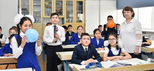 Мектептер жаңа оқу жылына дайын ба?