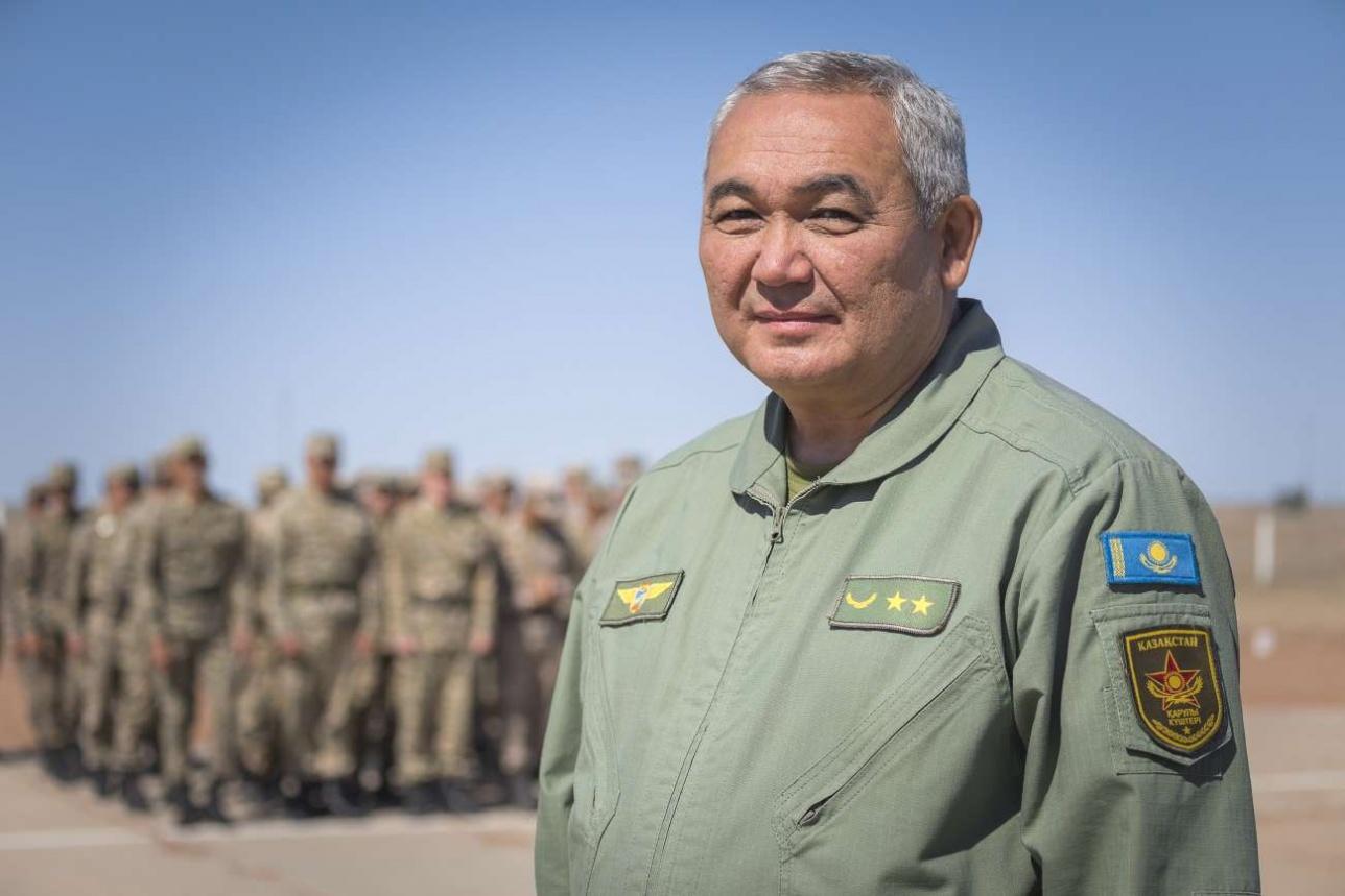 В Казахстане назначен новый главнокомандующий силами воздушной обороны