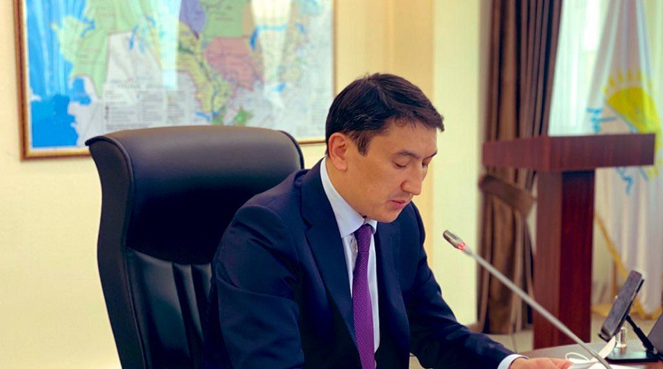 Глава минэкологии предлагает создать в Казахстане Региональный хаб Центральной Азии по климатическим вопросам