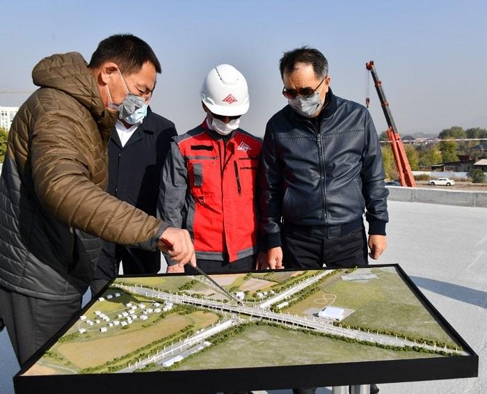 Алматы әкімі жолайрықтардың құрылысын жеделдетуді тапсырды
