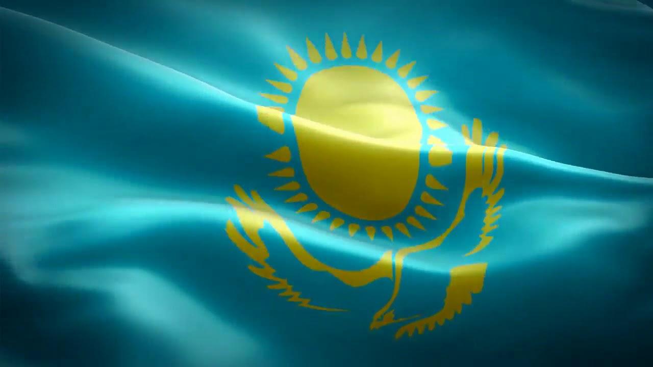 Только 26 организаций имеют право изготавливать государственный флаг в РК
