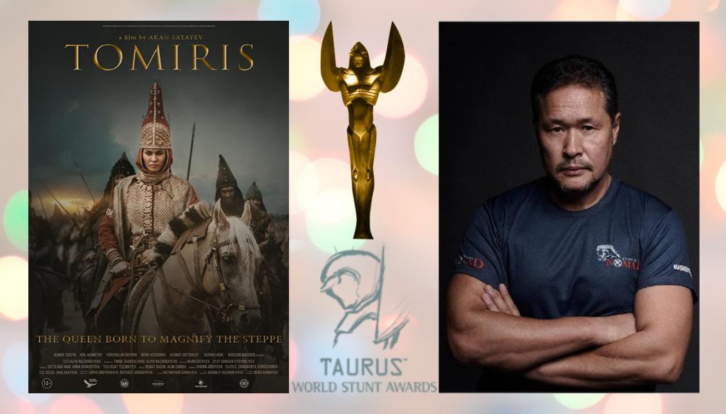 Каскадеры РК номинированы на премию Taurus World Stunt Awards