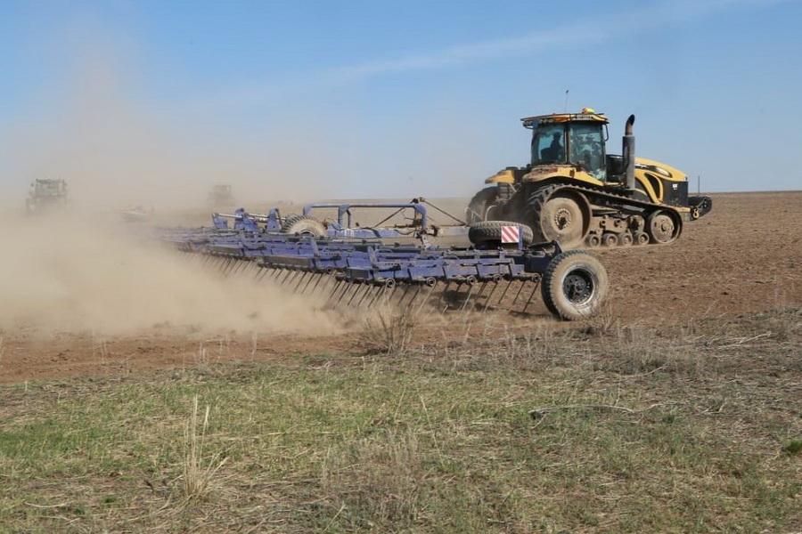 Площадь посевов намерены увеличить на 40 тыс. га в Карагандинской области
