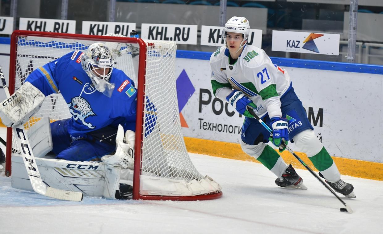 «Барыс» и «Номад» стали базой сборных РК на Kazakhstan Hockey Open