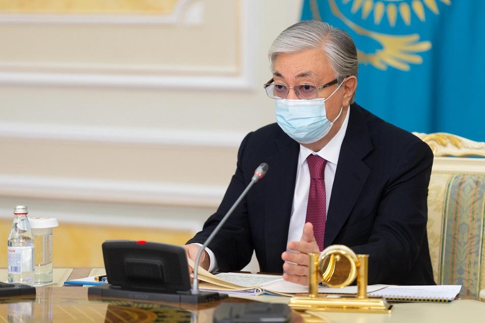 Президент РК назвал основной задачей денежно-кредитной политики стабилизацию инфляции