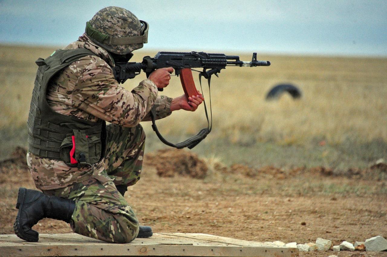 В Вооруженных силах РК не допускается случаев групповых заболеваний