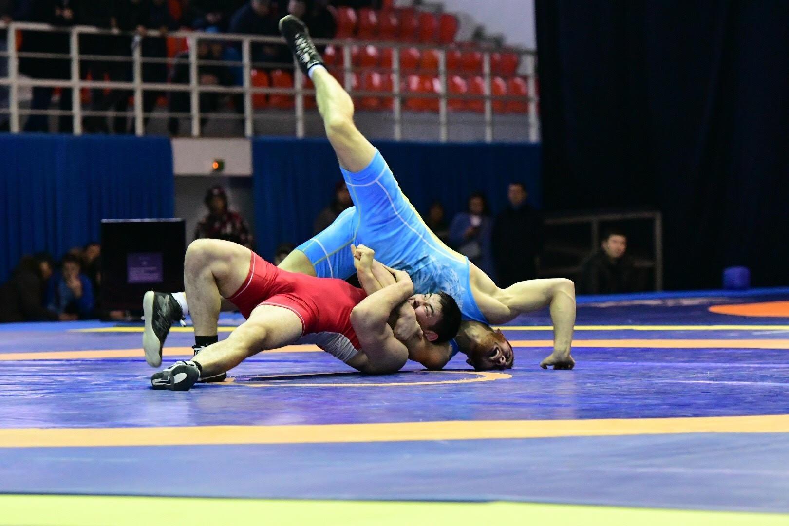 Актобе примет молодежный чемпионат Казахстана по греко-римской борьбе