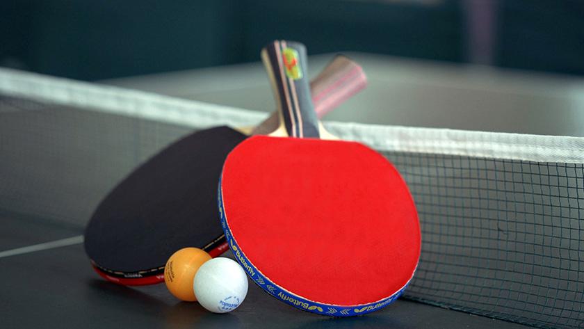 Золотые и бронзовые медали завоевали казахстанские спортсмены на международном турнире по настольному теннису