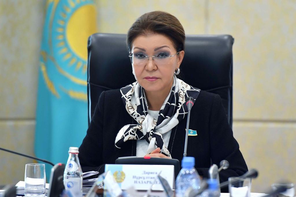 Дарига Назарбаева возвращается в публичное поле после длительного перерыва