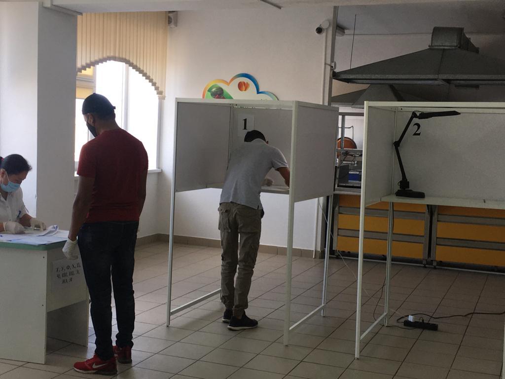 Явка на выборы сельских акимов в Павлодарской области составила 64%