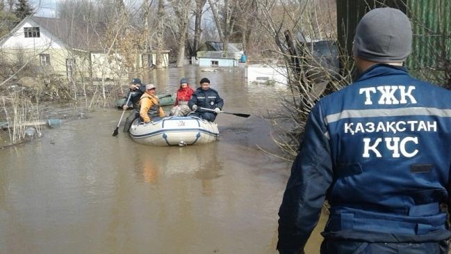 Павлодар облысында 26 елді мекенді су басу қаупі бар