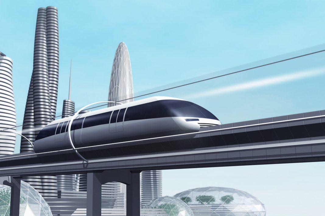 Индия приостановила проект Hyperloop