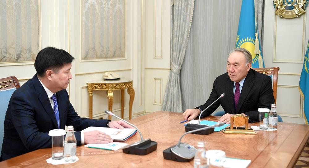 Доверие к казахстанским судам растет – Нурсултан Назарбаев