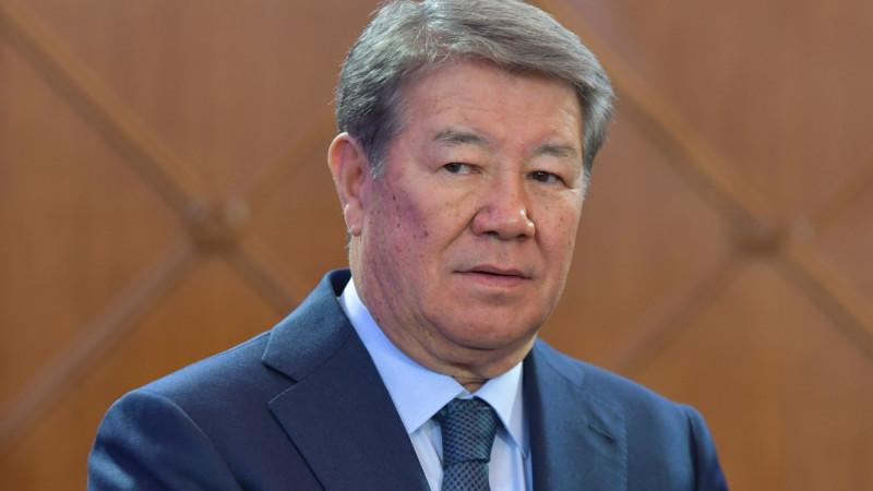 Ахметжан Есімов жаңа қызметке тағайындалды