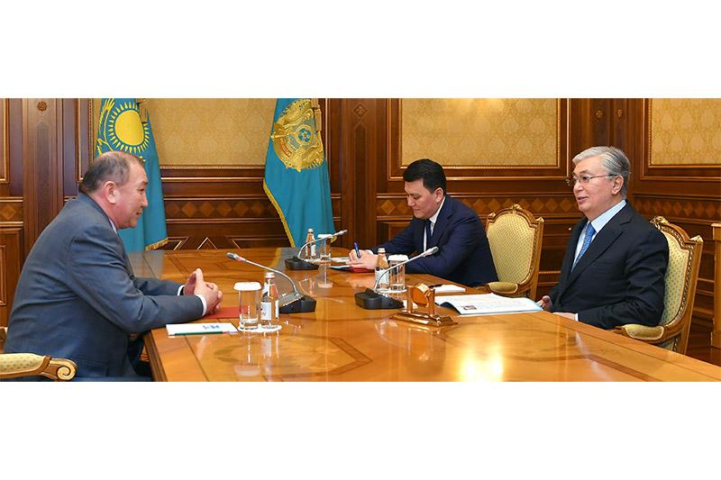 Токаев отметил важность выработки комплекса мер по стимулированию экономического роста и развитию предпринимательства