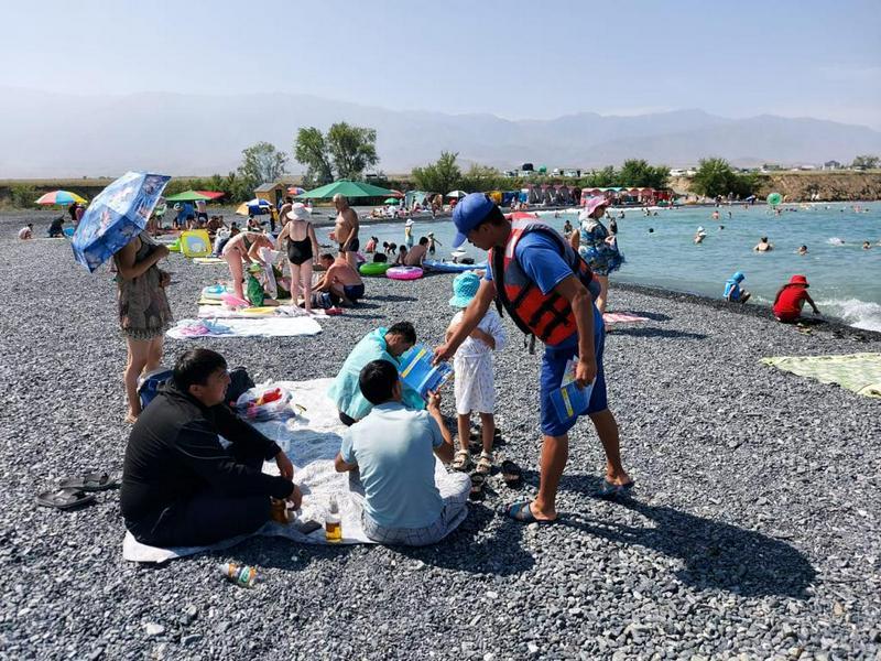 Биылғы шомылу маусымында суға бата жаздаған 328 адам құтқарылды – ҚР ТЖМ