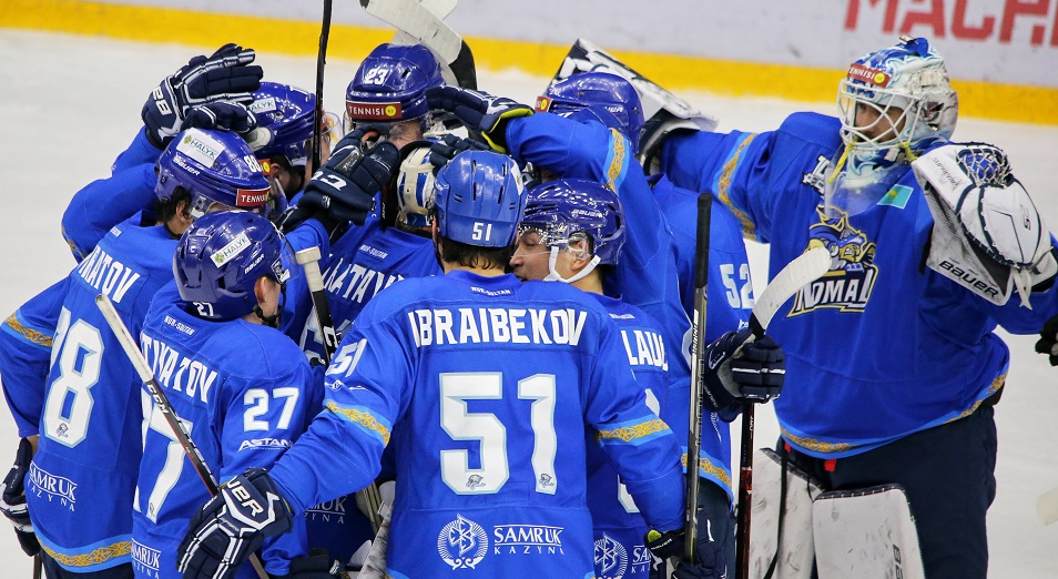 Регулярка ВХЛ: «Барыс» проснулся в Магнитогорске