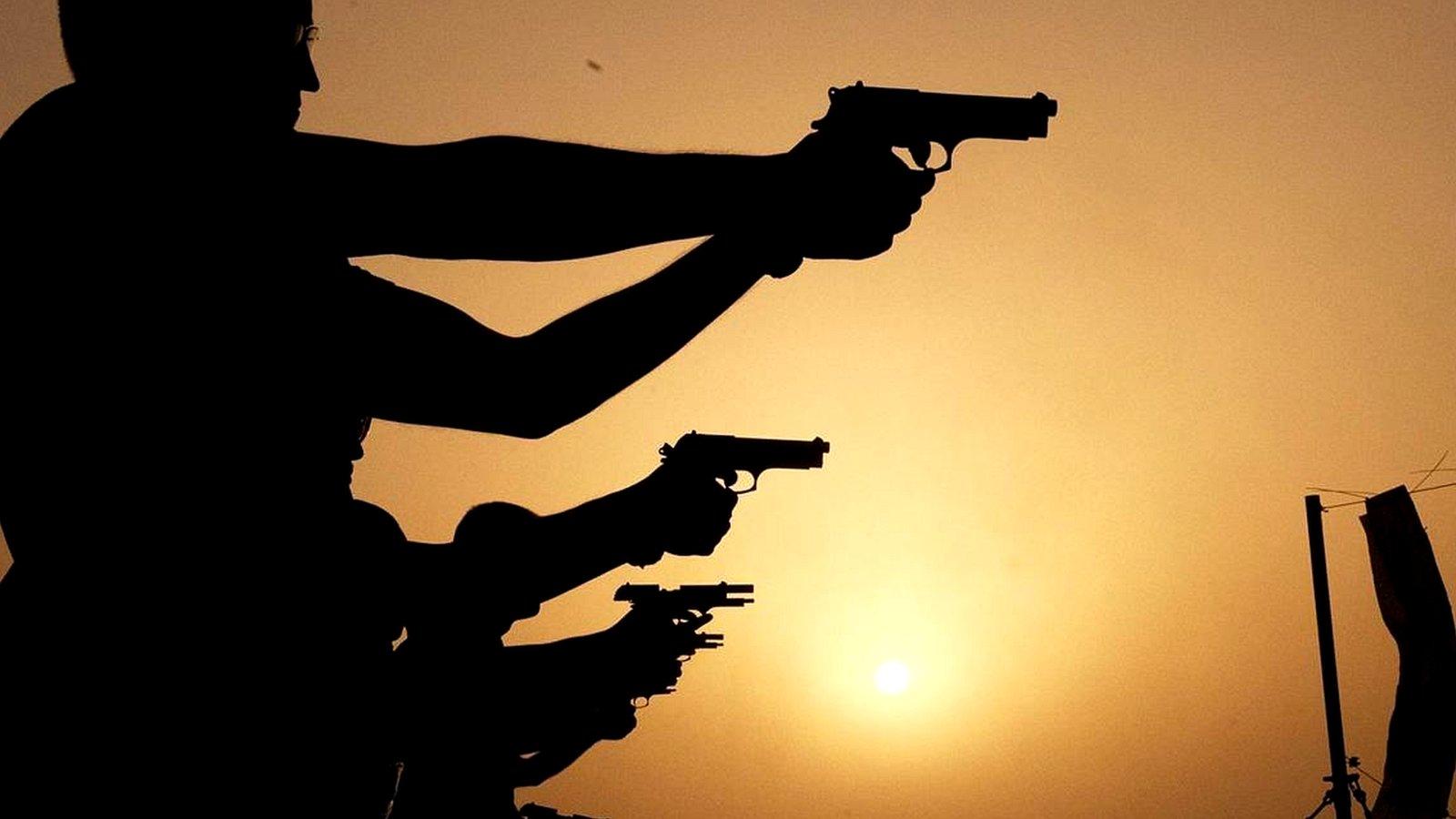 Подпольный цех по переделке огнестрельного оружия ликвидирован в Алматы