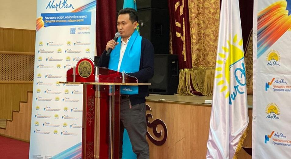 В Алматы Nur Otan создаст возможности для получения качественного и доступного жилья