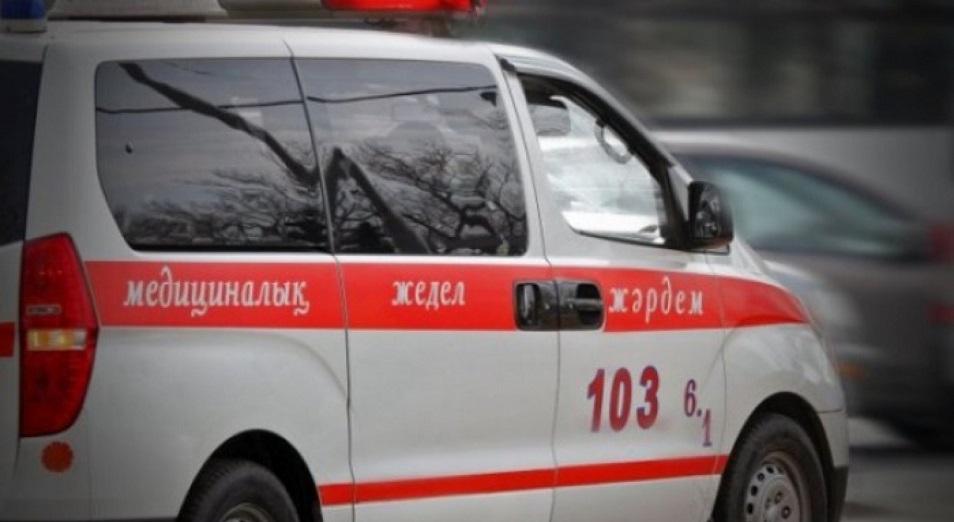 Ақмола облысында мектеп шатырынан 9-сынып оқушысы құлап кетті