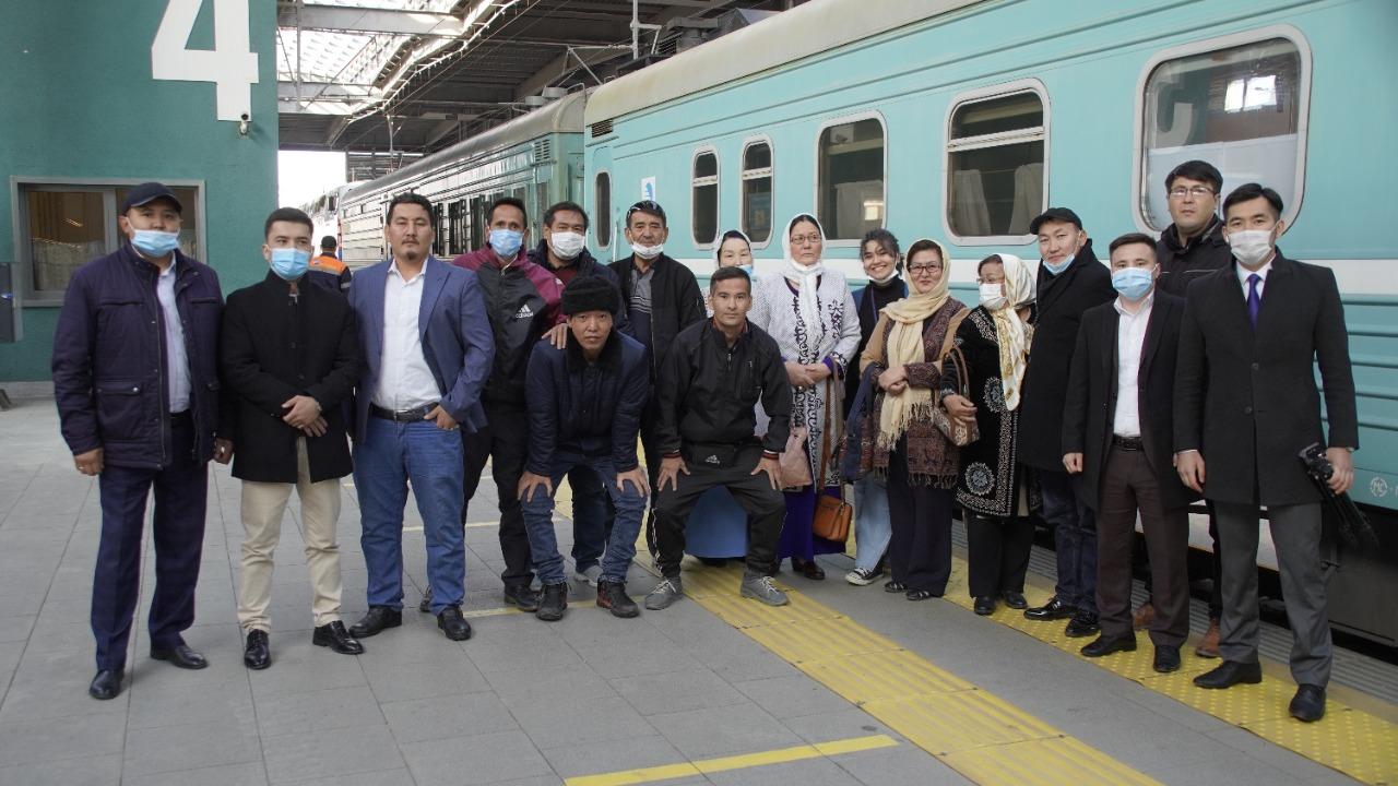 Ираннан 53 қандасымыз оралды