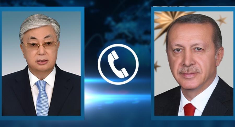 Токаев в поздравлении Эрдогану выразил надежду на встречу в Казахстане