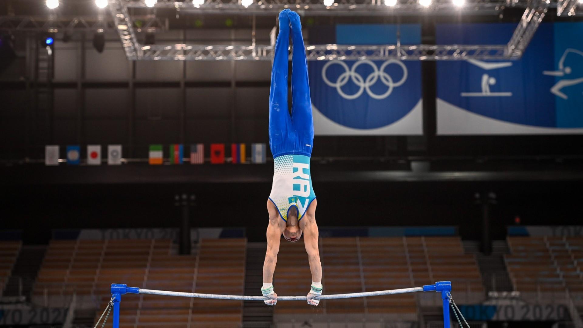 Милад Карими спорттық гимнастикадан әлем кубогінің финалына өтті
