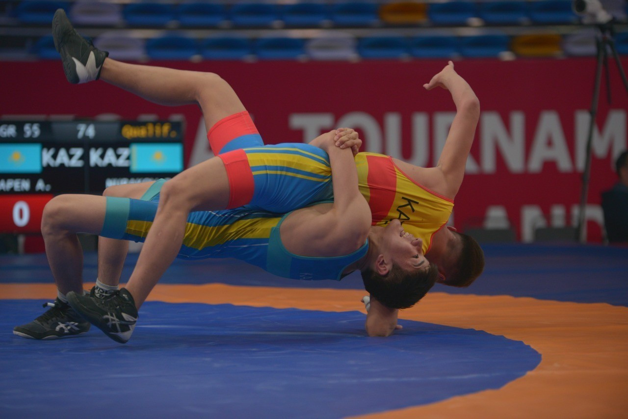 Грек-рим күресінен әлем чемпионатына қатысатын спортшылар анықталды
