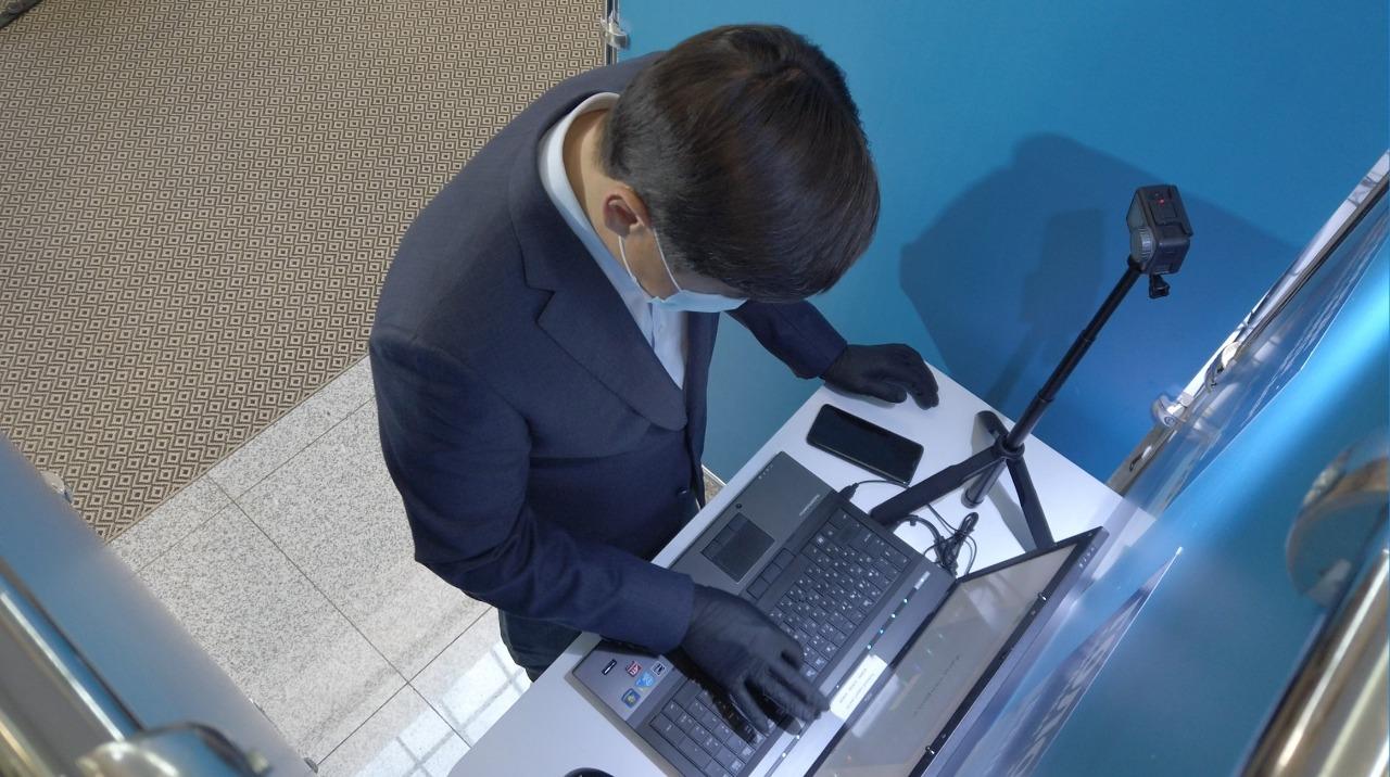 Бауыржан Байбек проголосовал на праймериз