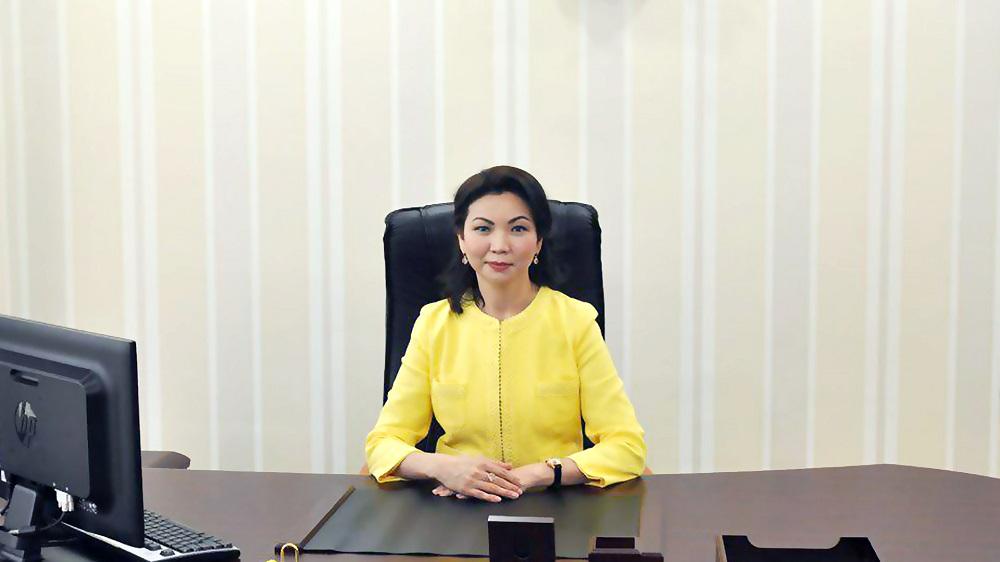 Айгуль Шаимова назначена вице-министром национальной экономики Казахстана