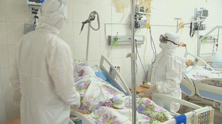 Бір күнде 101 адам коронавирус пен пневмониядан көз жұмды