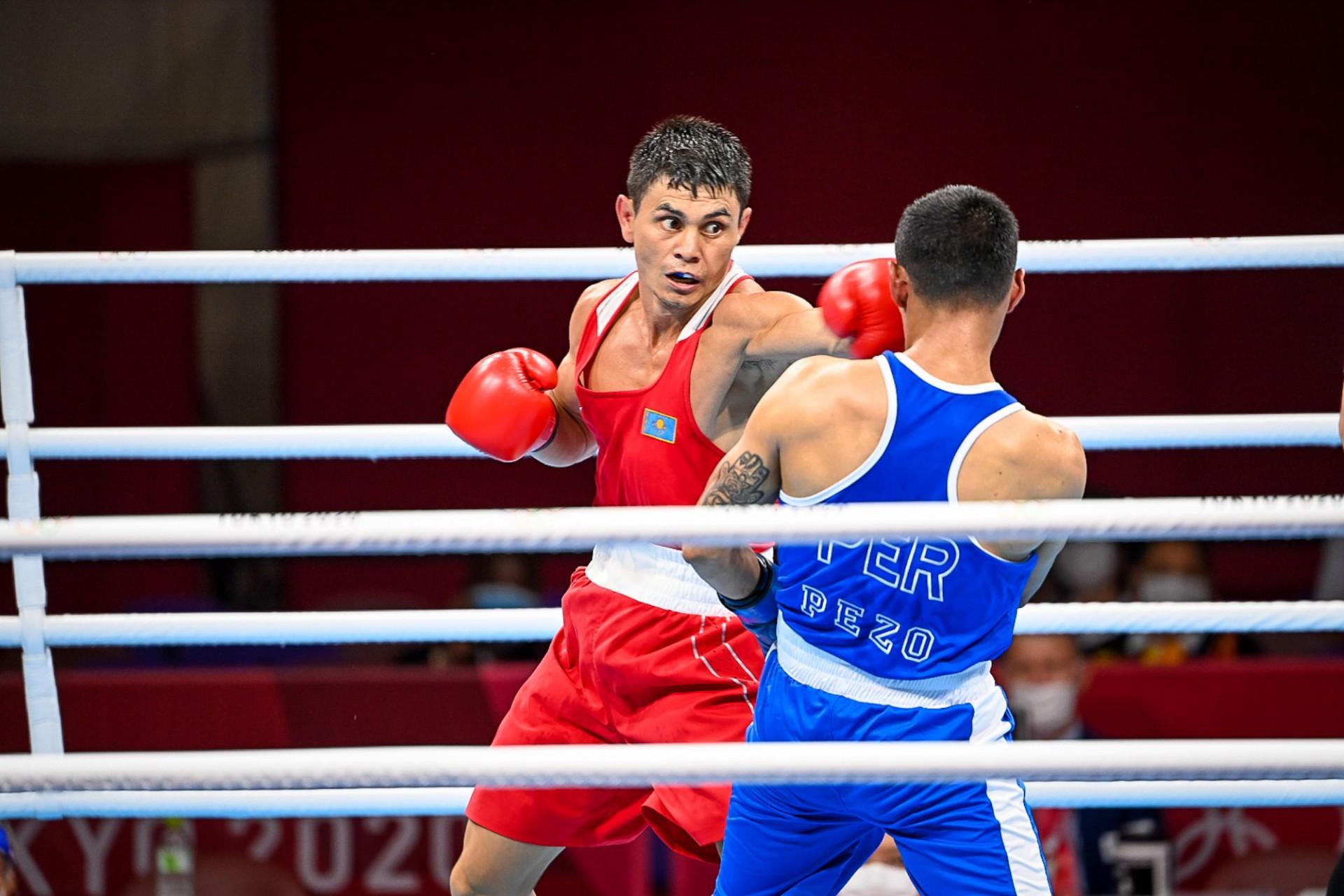Боксер Закир Сафиуллин вышел в 1/8 финала Олимпийских игр