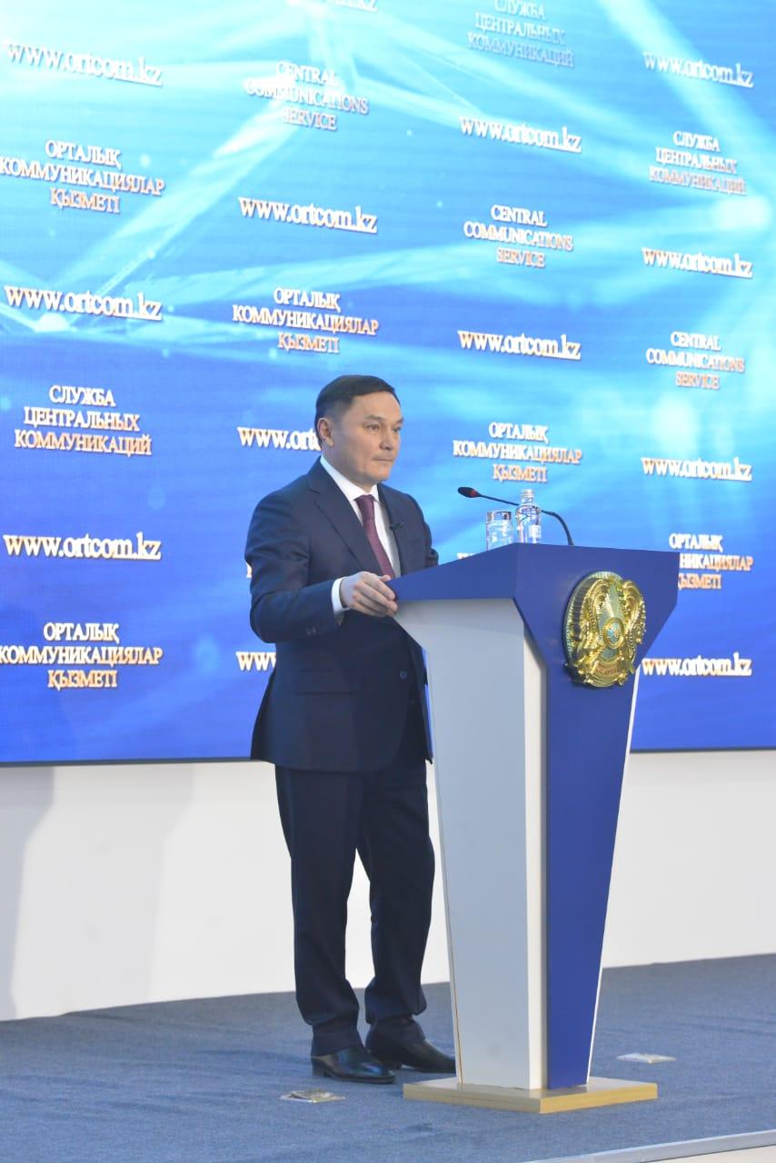 Ермек Маржықбаев: Атбасарды қоқыстан тазартуға тағы бір жыл керек