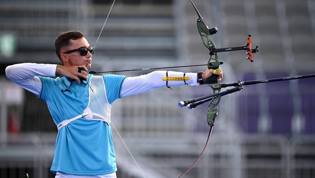 Казахстанский лучник Ильфат Абдуллин остановился в шаге от четвертьфинала на Олимпиаде