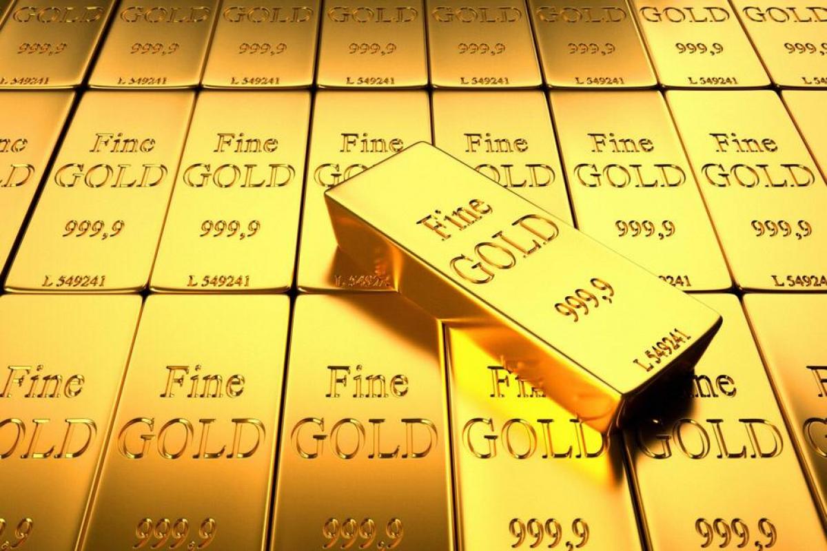 Еліміздің алтынвалюта қоры 2,2 млрд долларға өсті