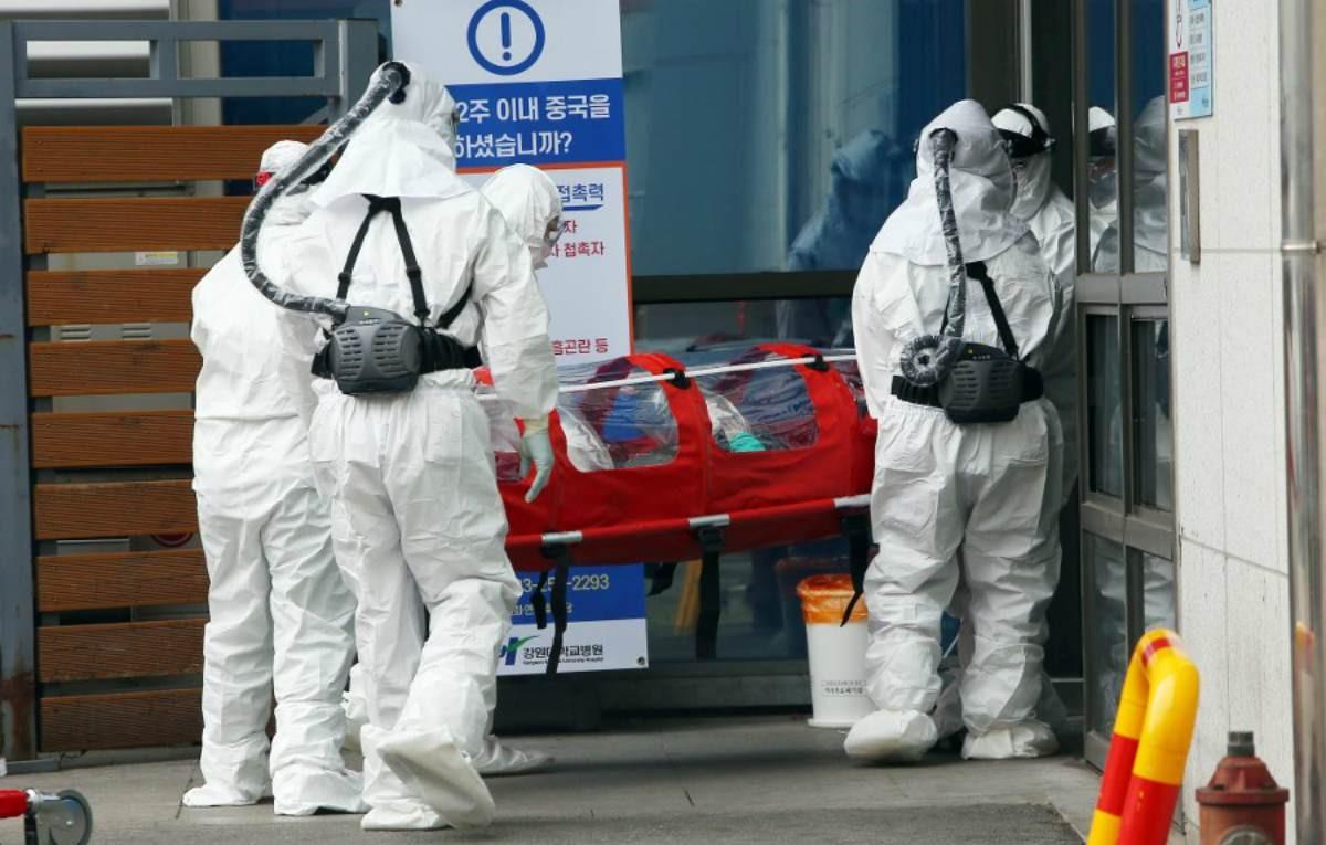 В Китае за сутки зарегистрирован 31 новый случай смерти из-за коронавируса