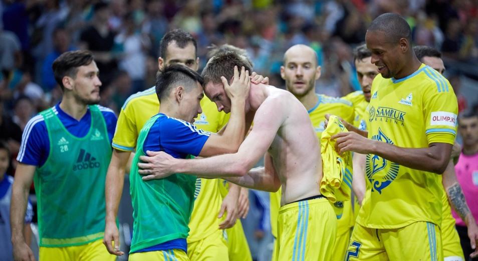 КПЛ: «Астана» теряет лидерство