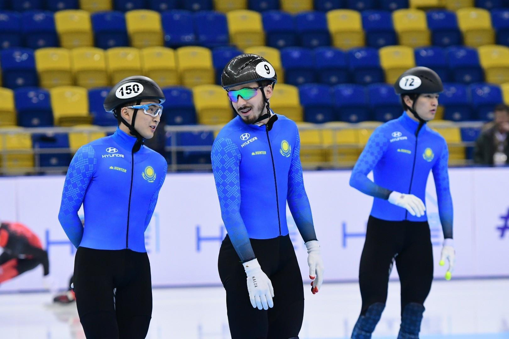 Нур-Султан может принять Кубок Казахстана по шорт-треку