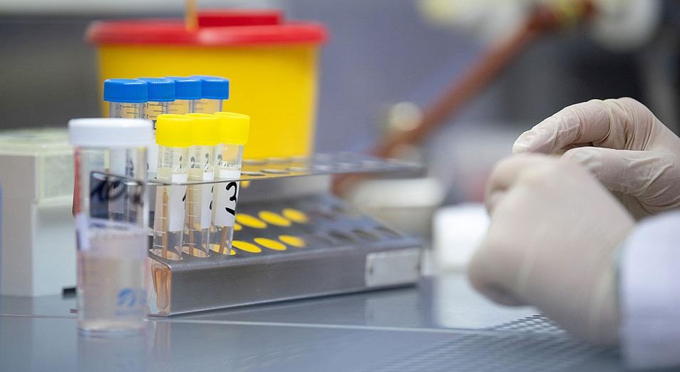 РФ передала РК партию реагентов и тест-наборов для диагностики коронавируса